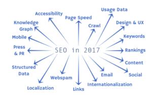 Dammid Digital marketing Seo google optmalisatie