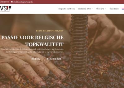 Beste Belgische Wijn