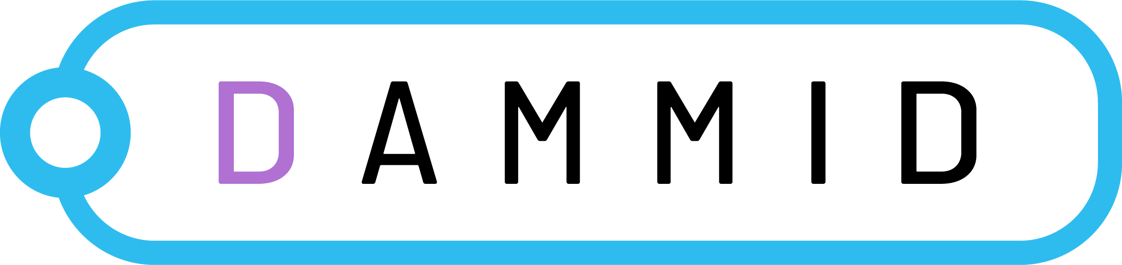 Dammid logo alternative